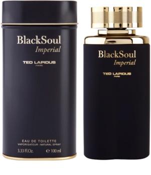 Ted Lapidus Black Soul Imperial Eau de Toilette Miehille