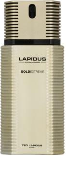 Ted Lapidus Gold Extreme Eau de Toilette pentru bărbați