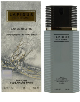 Ted Lapidus Lapidus Pour Homme toaletna voda za muškarce