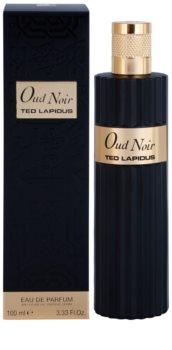 Ted Lapidus Oud Noir eau de parfum unissexo