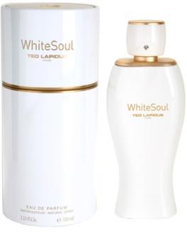 Ted Lapidus White Soul Eau de Parfum da donna