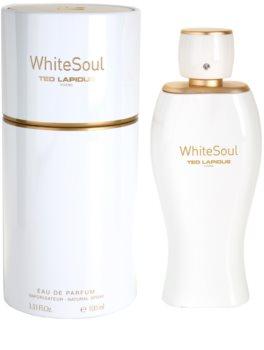 Ted Lapidus White Soul eau de parfum para mujer