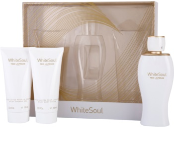 Ted Lapidus White Soul Geschenkset I. für Damen