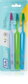 TePe Colour Soft Soft Toothbrushes