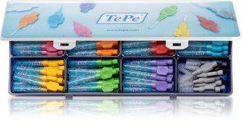 TePe Interdental Brush brossettes interdentaires dans une boîte