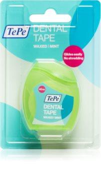 TePe Dental Tape вощеная зубная нить