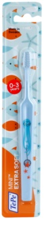 TePe Mini Illustration παιδική οδοντόβουρτσα με μικρή στενεμένη κεφαλή  έξαιρετικά μαλακό