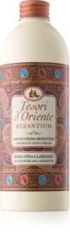 Tesori d'Oriente Byzantium cremă pentru duș pentru femei