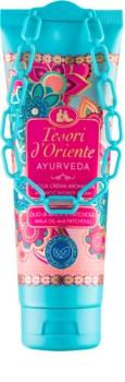 Tesori d'Oriente Ayurveda sprchový krém pro ženy