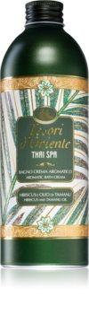 Tesori d'Oriente Thai Spa krémes fürdőhab