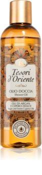 Tesori d'Oriente Argan & Cyperus Oils olio doccia
