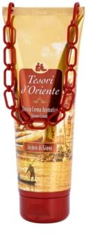 Tesori d'Oriente Jasmin di Giava tusfürdő gél hölgyeknek