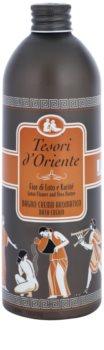 Tesori d'Oriente Lotus Flower & Acacia´s Milk produit pour le bain pour femme 500 ml