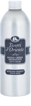 Tesori d'Oriente White Musk bath product for Women