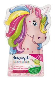 Tetesept Bath Unicorn koupelová pěna pro děti