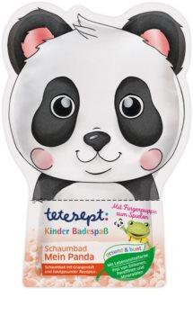 Tetesept Bath Panda koupelová pěna pro děti