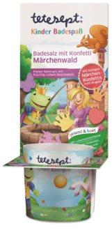 Tetesept Bath Fairytale Forest sůl do koupele pro děti