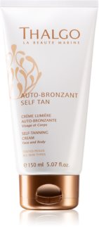 Thalgo Suncare Self Tanning Body and Face Lotion