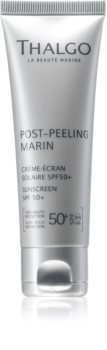 Thalgo Post-Peeling Marin слънцезащитен крем  SPF 50+