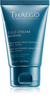 Thalgo Cold Cream Marine подхранващ крем за ръце