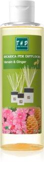 THD Ricarica Vervein & Ginger aroma diffúzor töltelék