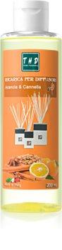 THD Ricarica Arancia & Cannella recharge pour diffuseur d'huiles essentielles