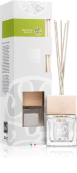 THD Unico Prestige Muschio Bianco diffuseur d'huiles essentielles avec recharge