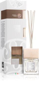 THD Unico Prestige Oriental Wood diffuseur d'huiles essentielles avec recharge