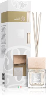 THD Unico Prestige White Bamboo aroma diffuser with filling