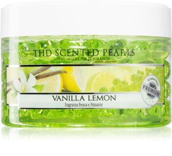 THD Home Fragrances Vanila & Lemon illatos gyöngyök