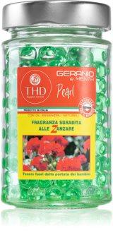 THD Home Fragrances Geranio e Menta duftende perler