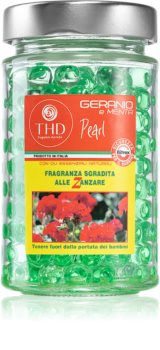THD Home Fragrances Geranio e Menta fragranced pearles