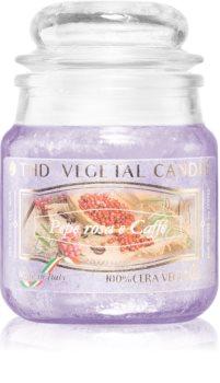 THD Vegetal Pepe Rosa E Caffe scented candle