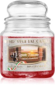 THD Vegetal Vigneto Toscano αρωματικό κερί