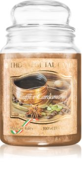 THD Vegetal Caffe´ e Cardamomo scented candle