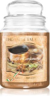 THD Vegetal Caffe´ e Cardamomo świeczka zapachowa