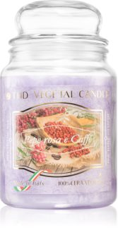 THD Vegetal Pepe Rosa E Caffe bougie parfumée