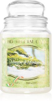 THD Vegetal Muschio Di Montagna illatos gyertya