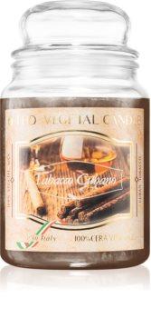 THD Vegetal Tabacco Cubano lumânare parfumată