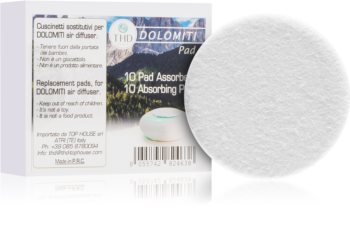 THD Dolomiti Air Absorbing Pads наполнитель для электрического диффузора Dolomiti Air Portable