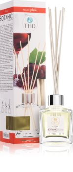 THD Botanic Rosso Nobile aroma diffuser with filling