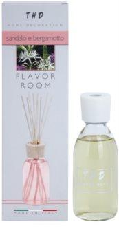 THD Diffusore THD Sandalo e Bergamotto aroma diffuser mit füllung