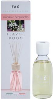 THD Diffusore THD Sandalo e Bergamotto aroma difuzér s náplní
