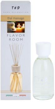 THD Diffusore THD Thai Massage diffuseur d'huiles essentielles avec recharge