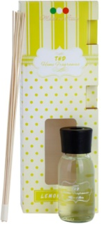 THD Home Fragrances Lemongrass aroma difuzor cu rezervã