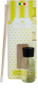 THD Home Fragrances Lemongrass diffusore di aromi con ricarica