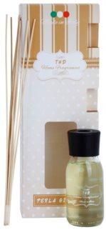 THD Home Fragrances Perla Gialla aroma difuzor s polnilom