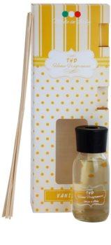 THD Home Fragrances Vanilla aroma difuzor s polnilom