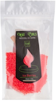 THD Wax Curls Ice Berries cera para lámparas aromáticas
