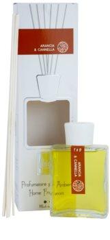 THD Platinum Collection Arancia & Cannella diffusore di aromi con ricarica